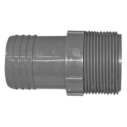 1.5 MPT X 1.5 Barb Hose Adapter GP930
