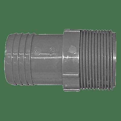 1.5 MPT X 1.5 Barb Hose Adapter GP930