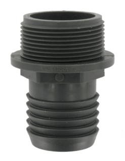 1.5MPT X 1.5 Barb Flanged Adapter GP930F 7180G