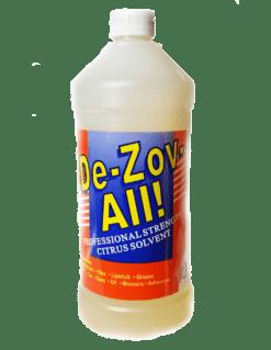 DEZOVALL (QT)HC504-02 504 Clear