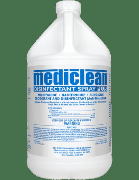 Disinfectant Spray Plus MBH-01 Mediclean 221522000 MicroBan