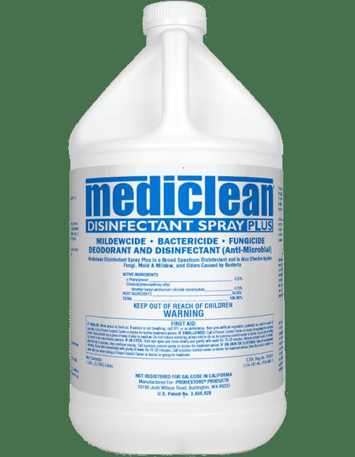 Disinfectant Spray Plus Cleaner S
