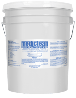 Disinfectant Spray Plus Pail MBH-05 Mediclean 221523000