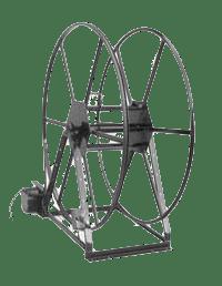 Electric Vacuum Hose Reel 200 ft ROV49-200-E Rokan