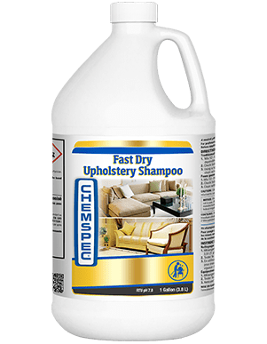 Fast Dry Upholstery Shampoo CSFDUS-1G C-FDUS4G