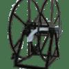 Live Electric Vacuum Hose Reel 250ft ROV49-250-LE Rokan
