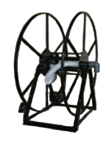Live Electric Vacuum Hose Reel 300 ft ROV49-300-LE Rokan