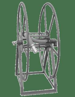 Live Vacuum Hose Reel 200Ft ROV49-200L Rokan