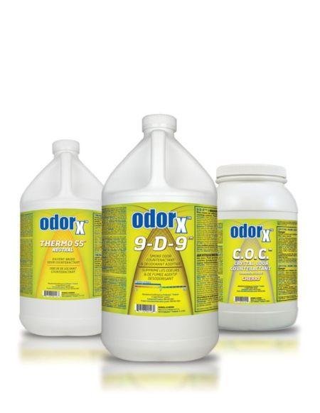 OdorX ProRestore 9D9 COC Thermo 55