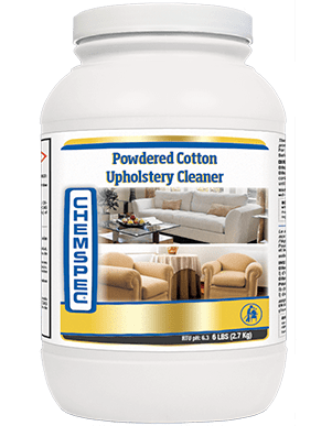 Powdered Cotton Upholstery Cleaner CSPHCC-6L C-PHCC24