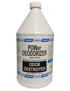 Power Deodorizer CD-746-01 Cleaners Choice Depot
