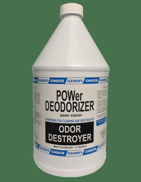 Power Deodorizer CD-746-01 Cleaners Choice Depot