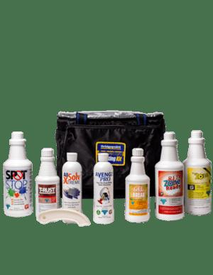 Spot & Stain Removal Kit CS03D 1627-2712