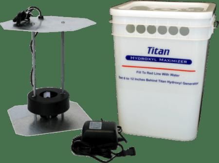 Titan Hydroxyl Maximizer