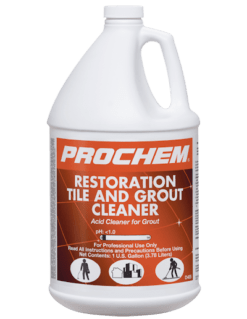 Restoration Tile Grout Cleaner D405-1 8.695-085.0