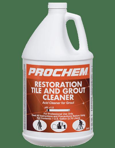 Restoration Tile Grout Cleaner D405-1 8.695-085.0