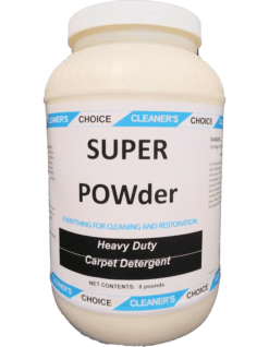 Super Powder CD-H1648-04 Carpet Detergent Rinse