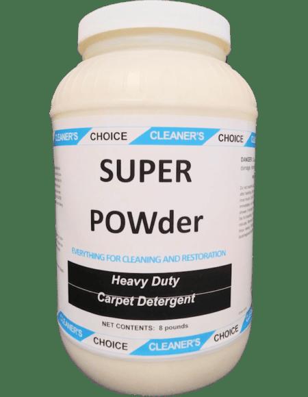 Super Powder CD-H1648-04 Carpet Detergent Rinse