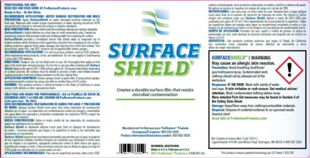 Surface Shield Label