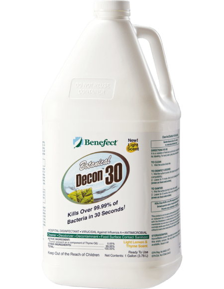 Benefect Botanical Decon30 CD33GL