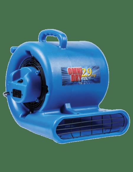 OmniDry 2.9 Amp Air Mover AC25A 1630-1487