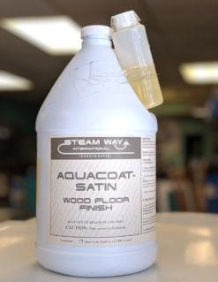 AquaCoat Satin Wood Floor Finish