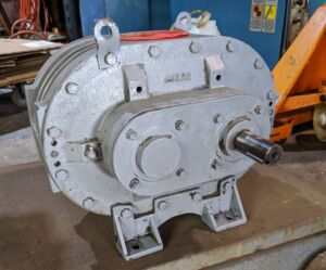 5MP Truckmount Vacuum Blower Used
