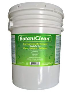 BotaniClean Pail UN-BOT-5G 224003000 EPA List N
