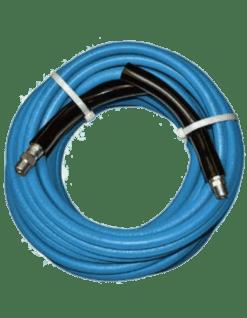 100ft Eaglewash Blue Solution Hose SH126B