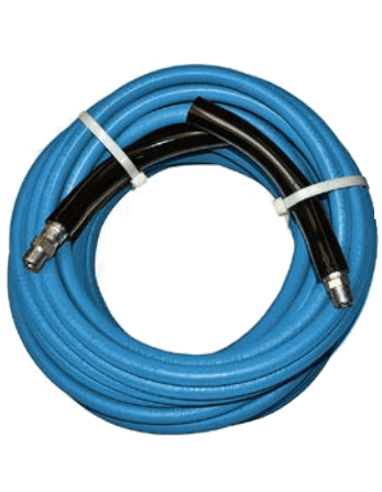 100ft Eaglewash Blue Solution Hose SH126B