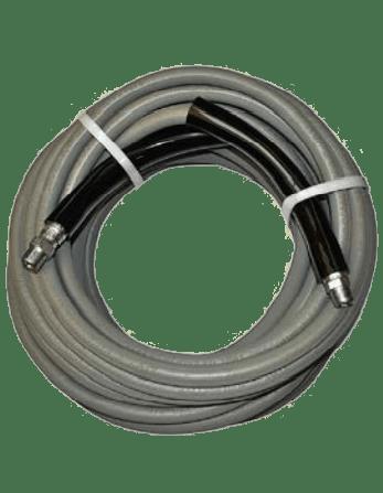 25ft Eaglewash Grey Solution Hose SH124