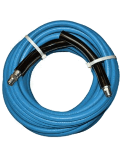 50ft Eaglewash Blue Solution Hose SH125B