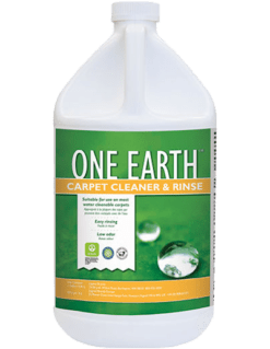 One Earth Carpet Cleaner & Rinse C-DFC1054G