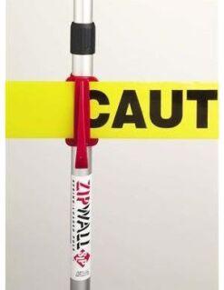 Zipwall caution Tape