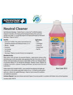 Zep Neutral Cleaner (2)
