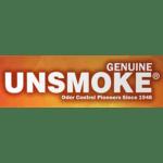 UnSmoke Logo Orange