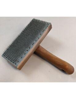 Velvet Brush with Handle (1)