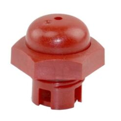 CAT Pumps 547961 Red Oil Cap With O-Ring